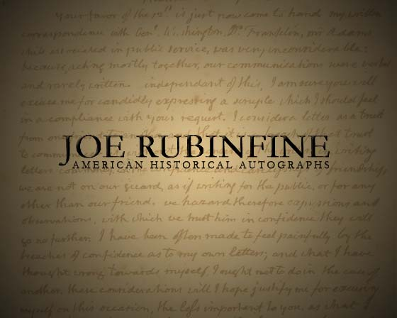 Joe Rubinfine