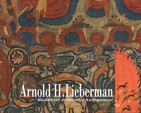 Arnold H. Lieberman Buddhist and Hindu Antiquities