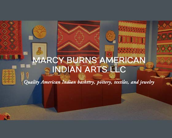 Marcy Burns American Indian Art