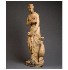 Roman marble statue of Venus Pudica. 1st – 2nd Centuries AD.