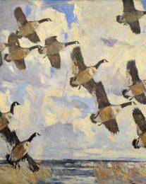 Frank Benson: A Northwest Day