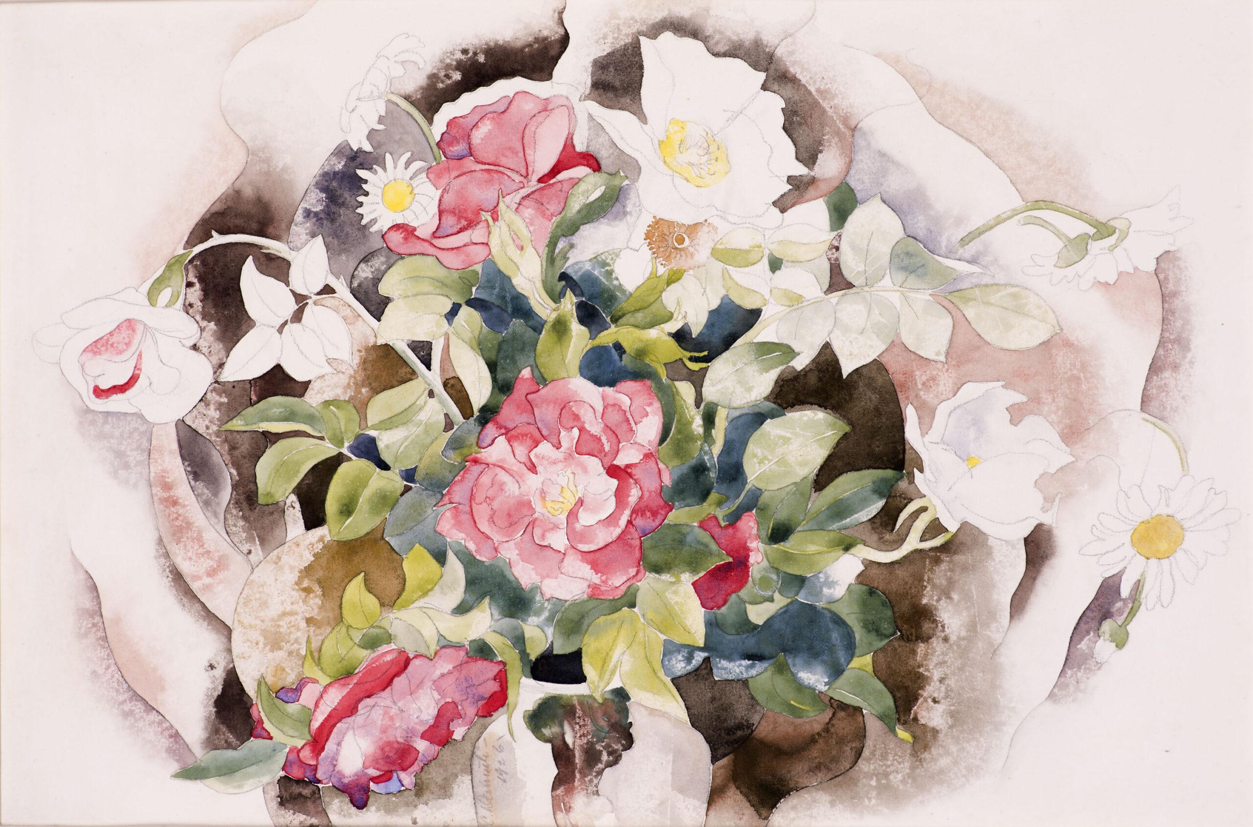 Demuth_Roses_unframed