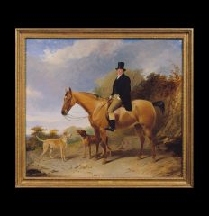 Richard Ansdell R.A. (English, 1815-1885), oil on canvas, dated 1846