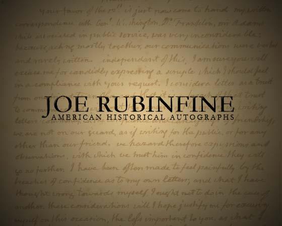 Joe Rubinfine