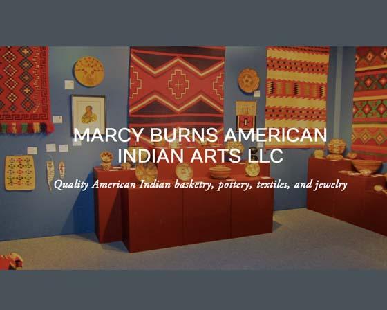 Marcy Burns American Indian Art