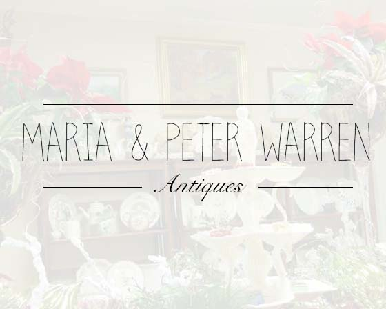 Maria & Peter Warren Antiques