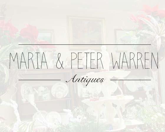 Maria & Peter Warren Antiques