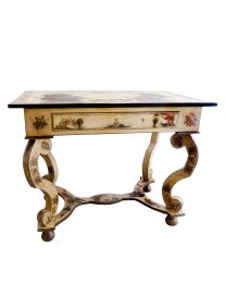 Rare Italian Chinoiserie Table