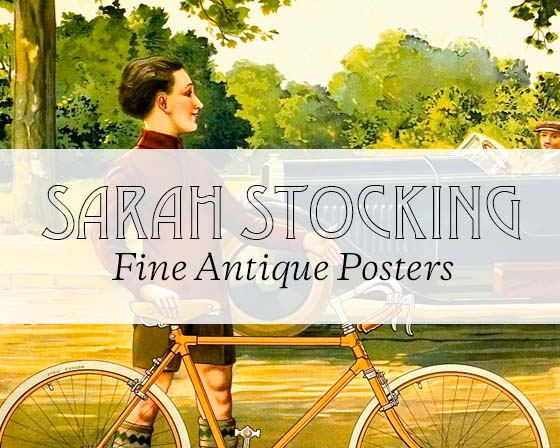 Sarah Stocking Fine Vintage Posters